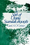img - for Sort of Utopia: Scarsdale, (New York), 1891 - 1981 book / textbook / text book