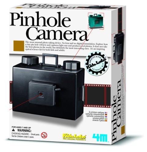 Best Review Of 4M Pinhole Camera Kit