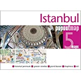 Istanbul PopOut Map - pop-up Istanbul city map (Popout Maps)