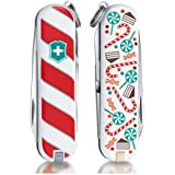 Victorinox Swiss Army Classic SD Limited Edition 2015 Pocket Multi-Tool Knife, Lollipop