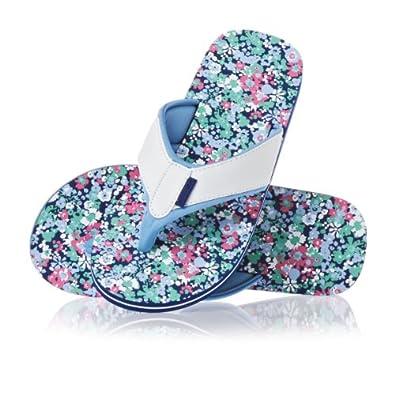 Animal Swish Aop Flip Flops - Multicolour