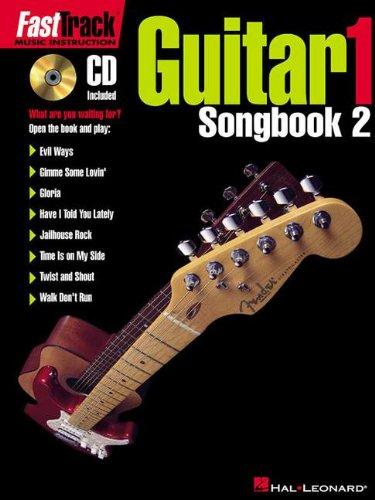 Fasttrack Guitar Songbook 2 Level 1 Cd/Pkg (Fast Track (Hal Leonard)) (Pt. 2)