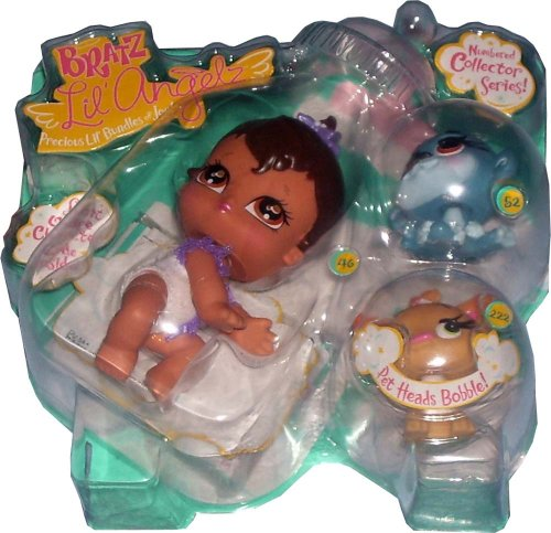 Bratz Lil' Angelz ~ Nona with Cat and Monkey - Buy Bratz Lil' Angelz ~ Nona with Cat and Monkey - Purchase Bratz Lil' Angelz ~ Nona with Cat and Monkey (Bratz, Toys & Games,Categories,Dolls,Fashion Dolls)