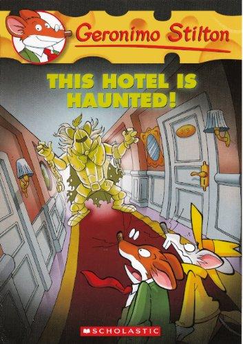 This Hotel Is Haunted! (Turtleback School & Library Binding Edition) (Geronimo Stilton) (Geronimo Stilton Haunted Hotel compare prices)