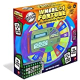 Itoys Wheel of fortune Electronic Tabletop Game, Deluxe Edition