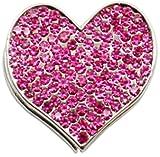 フォーカルポイントコンピュータ jewel clip pink crystal TUN-IP-000036