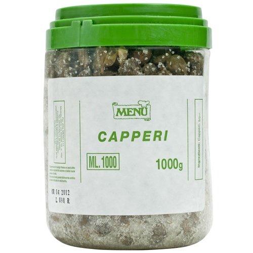Capers In Salt - 1 jar - 35.2 oz