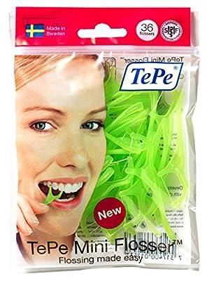 TePe MiniFlosser, 1er Pack (1 x 36 Stück)