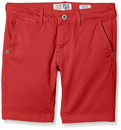 Pepe Jeans BRAISON-Shorts Bambino Rosso (Corallo ) 8 anni