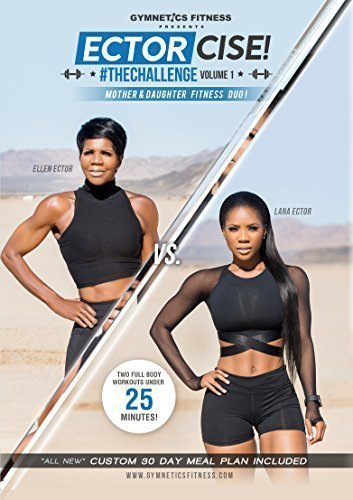 Gymnetics Fitness Presents ECTORcise The Challenge Vol. 1