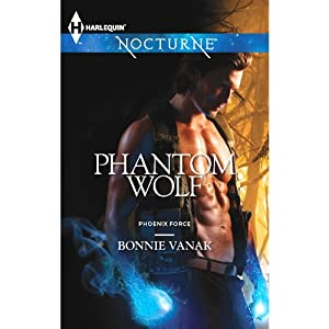 Phantom Wolf Audiobook