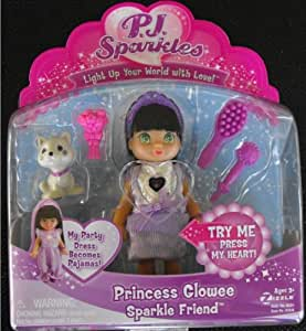 Mini Princess Glowee Sparkle Friend