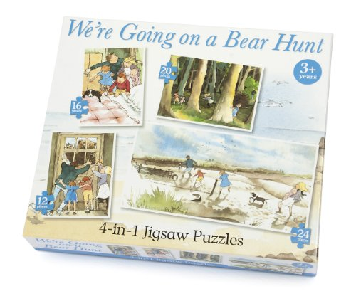 We're Going On A Bear Hunt - 24 Piece Floor Puzzle - 1