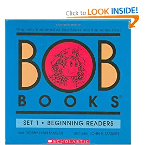 Bob Books, Set 1: Beginning Readers Bob|||Lynn Maslen and John R. Maslen