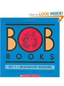 Bob Books, Set 1