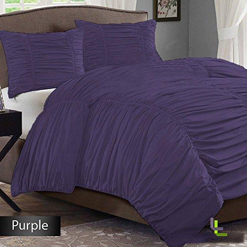 Ikea Purple Duvet Cover