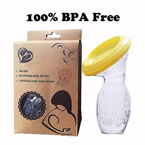 A-forest-BPA-frei-Brustpumpe-Handmilchpumpen-Lebensmittelqualitt-Milchpumpe