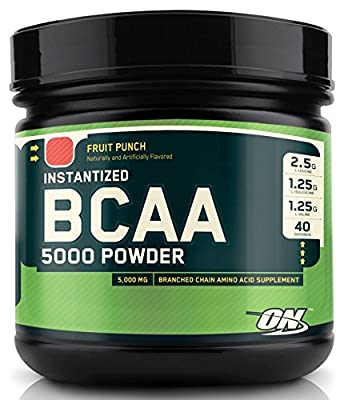 Optimum Nutrition - Instantized BCAA - [5000mg]