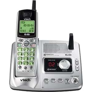 vtech answering machine manual