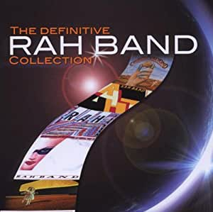 The Defintive  Rha Band collection