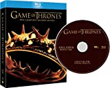 Game of Thrones - Season 2 (inc. Bonus Disc: Creating the Visuals - Amazon.co.uk Exclusive) [Blu-ray] [Region Free]
