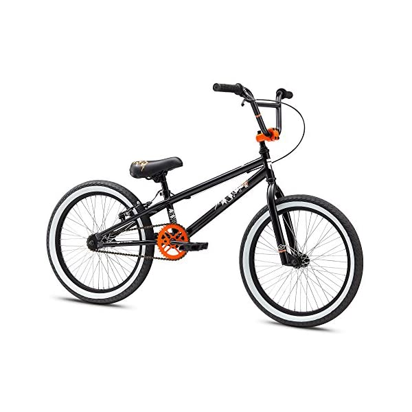 Mongoose Boys Lsx Bicycle 20 Inch Matte Black