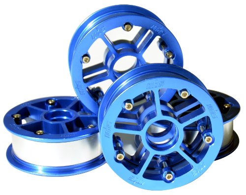 MBS Rock Star Pro Hub Set (4) - Blue Alum.