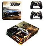 NEED FOR SPEED Stylish Design Vinyl Skin for PS4 PRO
