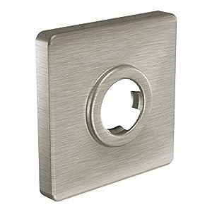 Moen 147572BN Shower Arm Flange, Brushed Nickel