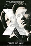 img - for X-Files: Trust No One book / textbook / text book