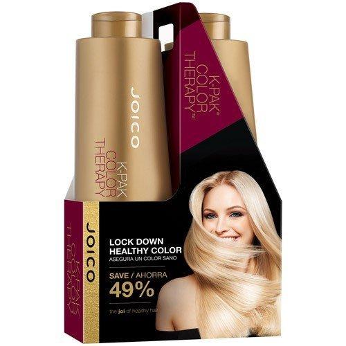 Joico K Pak Color Therapy Shampoo & Conditioner Liter Size Duo (1L/33.8 fl 0z) (Joico Color Therapy Conditioner compare prices)