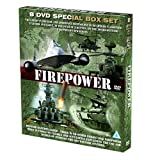 Firepower 8 DVD Collector's Box Set - Over...