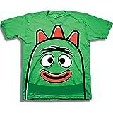 Yo Gabba Gabba Little Boys Brobee Short Sleeve T Shirt