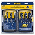 IRWIN Tools Speebor Max Speed Bit Set from Irwin Tools