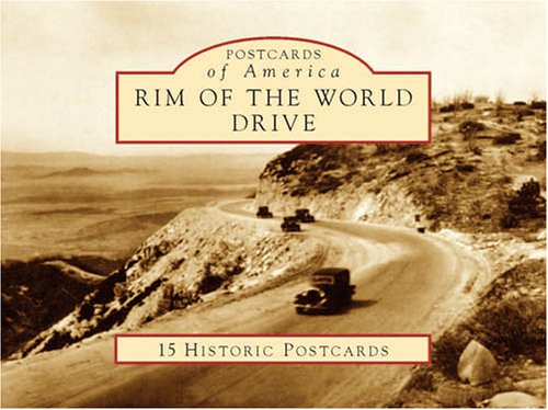 Rim of the World Drive (Postcards of America)