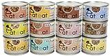 イートイート (eateat) 国産おかず缶詰 12缶アソート お買い得セット