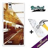 Becool® Fun - Flexible Gel Schutzhülle für Hisense U988