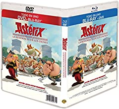 Astérix: La Residencia De Los Dioses (BD + DVD) [Blu-ray]