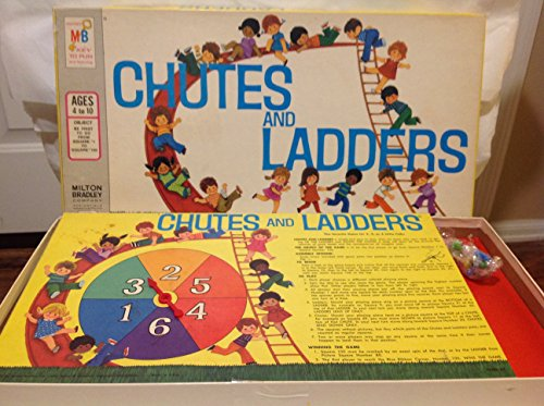 Chutes and Ladders 1974 - 1