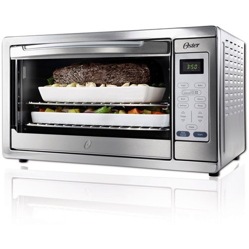 New Extra Large Stainless steel kitchen Contertop convection toaster oven