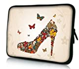 Colorful butterflies high heel Universal 12.5