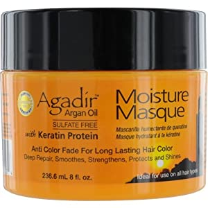 Agadir Argan Oil Moisture Masque 8fl oz