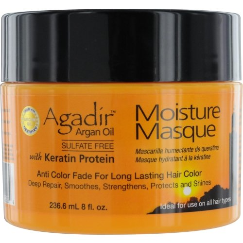 Agadir Argan Oil Moisture Masque for Unisex,