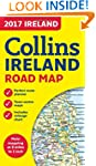 2017 Collins Map of Ireland (Collins...