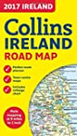 2017 Collins Map of Ireland