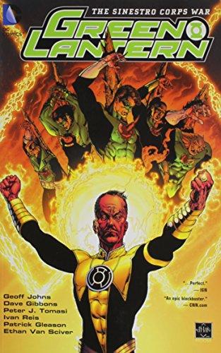 Green Lantern Sinestro Corps War TP