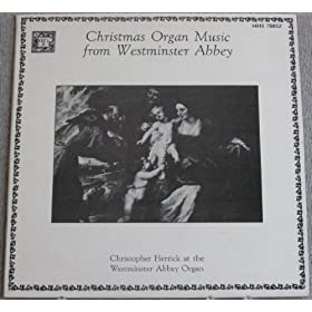 Christmas Organ Music from Westminster Abbey