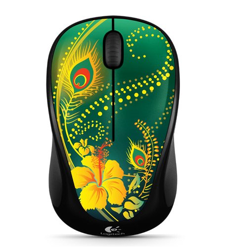 Logitech M317 Mouse - Jungle Melody