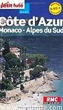 echange, troc Dominique Auzias, Jean-Paul Labourdette, Collectif - Le Petit Futé Côte d'Azur