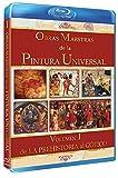 Obras Maestras de la Pintura Universal Vol. 1 de La Prehistoria al Gótico [Blu-ray]